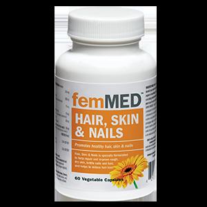 femMED Hair, Skin & Nails