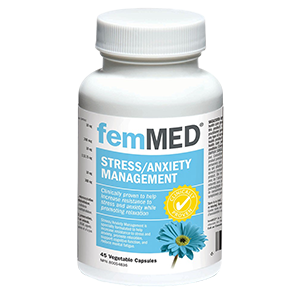 femMED stress